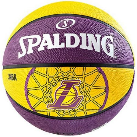 Bola Basquete Spalding Team Los Angeles Lakers