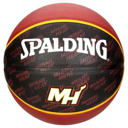 Bola Basquete Spalding Team Miami Heat