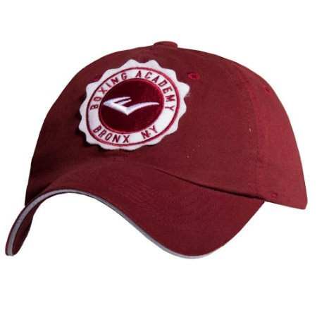 Bone Aba Curva Everlast Bordo