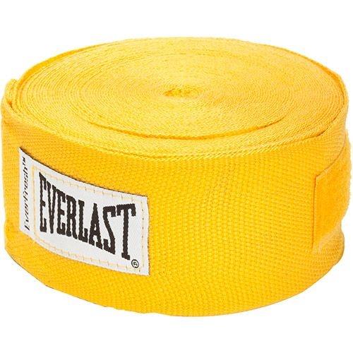 Faixa Protetora Para Mao 180 Amarelo - Everlast