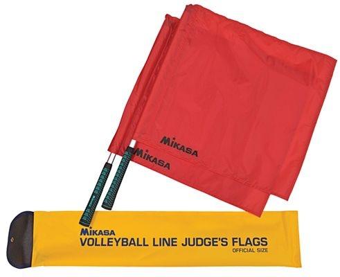 Bandeiras Mikasa Juiz de Linha Volei