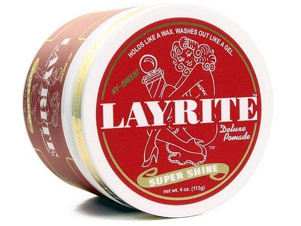 Layrite Super Shine - Pomada Layrite Super Brilho .