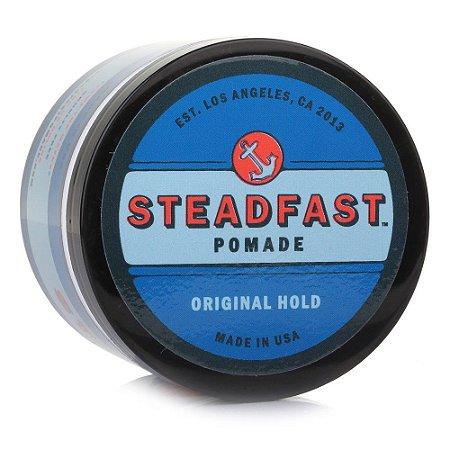 SteadFast Pomade  -   Pomada base d'água - 4oz ( 113 Gramas )  - NOVA EMBALAGEM NOVO LOGO !!!