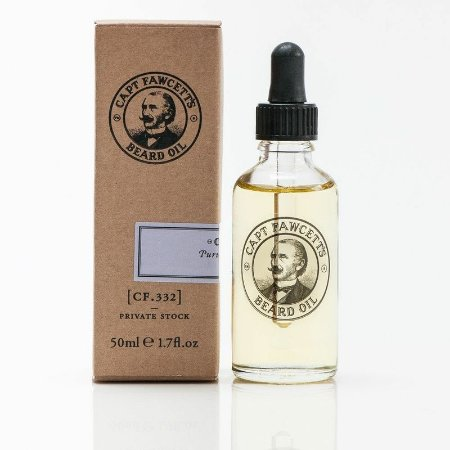 Captain Fawcett's  Beard Oil  ( Óleo para Barba )