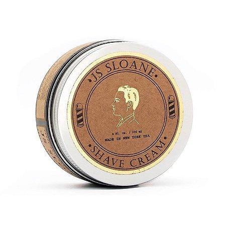 JS Sloane Shave Cream ( Creme para Barbear )