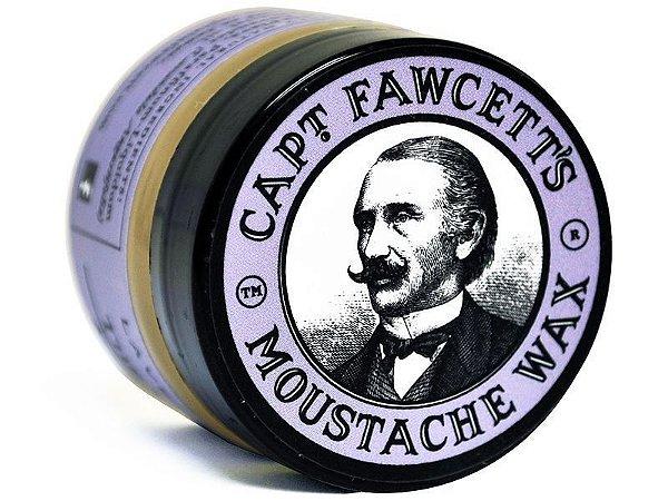 Captain Fawcett's - Cera para Bigode -  Lavanda