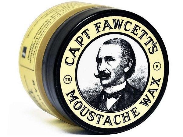 Captain Fawcett's - Cera para Bigode - Sandalo
