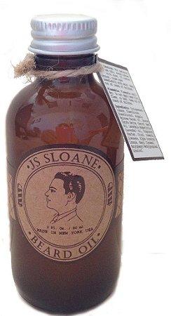 JS Sloane - Beard Oil ( Óleo para Barba )
