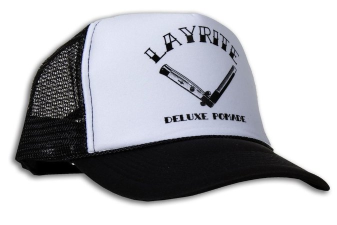"Layrite Trucker Branco ""Switchblade"""