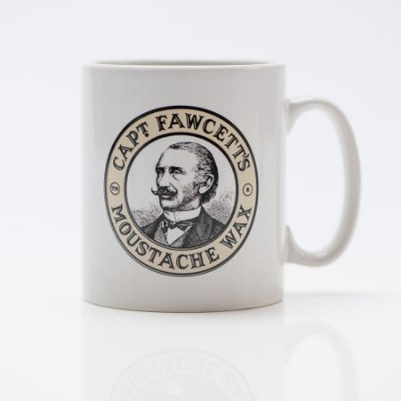 Caneca Captain Fawcett's 350ml