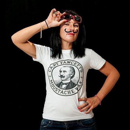 Camiseta Captain Fawcett's Feminina