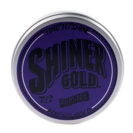 "Shiner Gold  "" Psyco "" Hold"