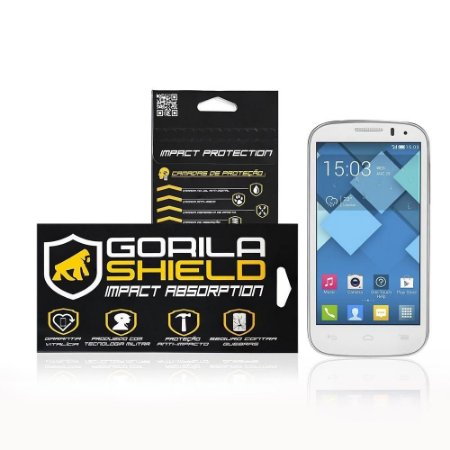 Película de vidro para Alcatel Pop C2 - Gorila Shield