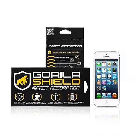 Película de vidro frontal e traseira para Apple iPhone 5, 5s -Gorila Shield