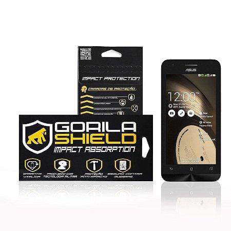 Película de Vidro para Asus Zenfone Go Mini - Tela de 4,5 polegadas - Gorila Shield