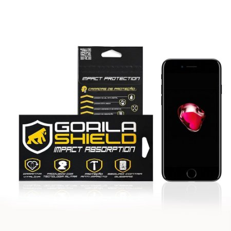 Película de Vidro para iPhone 7 Plus - Gorila Shield