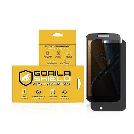 Película Privacidade para Motorola Moto G4 - Gorila Shield
