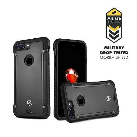 Capa Black Shield para Apple iPhone 7 Plus - Gorila Shield