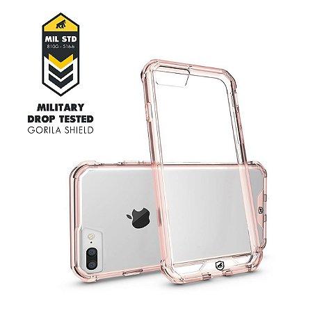 Capa Ultra Slim Air Rosa para Iphone 7 Plus / 8 Plus - Gorila Shield