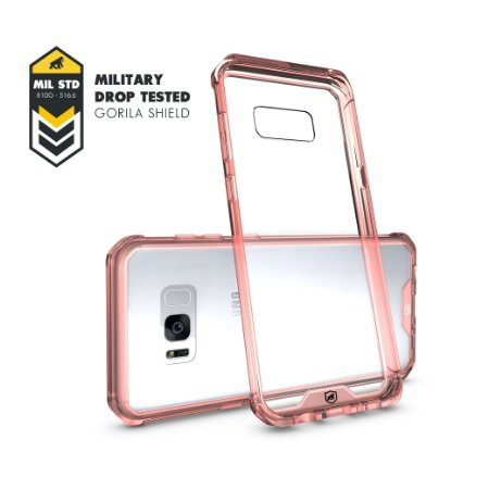 Capa Ultra Slim Air Rosa para Samsung Galaxy S8 Plus - Gorila Shield