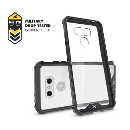 Capa Ultra Slim Air Preta para LG G6 - Gorila Shield