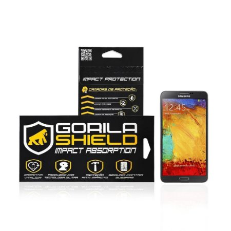 Película de vidro para Samsung Galaxy Note 3 neo - Gorila Shield