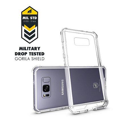 Capa para Samsung Galaxy S8 Plus - Ultra Clear - Gorila Shield
