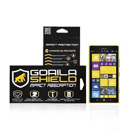 Película de vidro para Microsoft Lumia 1520 - Gorila Shield