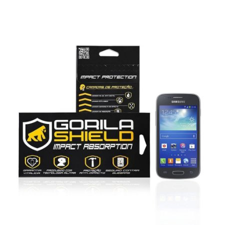 Película de vidro para Samsung Galaxy Ace - Gorila Shield