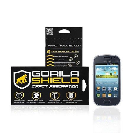 Película de vidro para Samsung Galaxy Fame - Gorila Shield