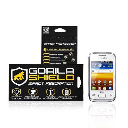 Película de vidro Samsung Galaxy Y Duos - Gorila Shield