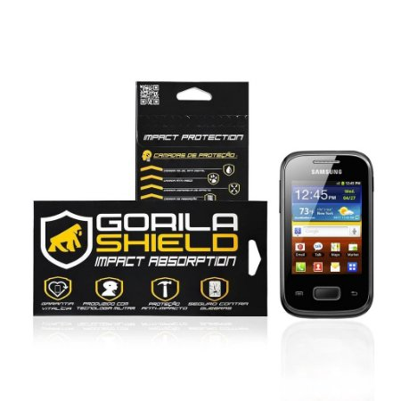 Película de vidro Samsung Galaxy Pocket - Gorila Shield