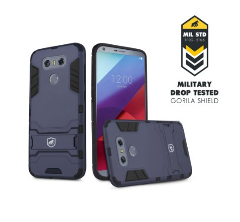 Capa Armor para LG G6 - Gorila Shield