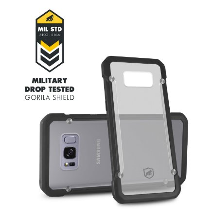 Capa Grip Shield para Samsung Galaxy S8 - Gorila Shield