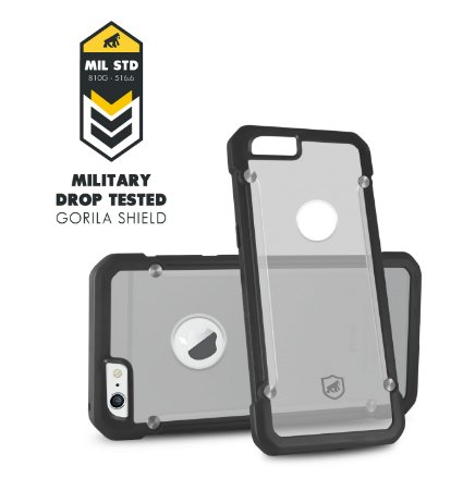 Capa Grip Shield para iPhone 6 Plus - 6S Plus - Gorila Shield