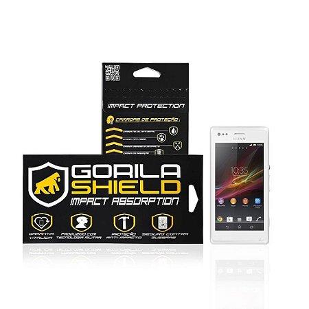 Película de vidro para Sony Xperia M - Gorila Shield