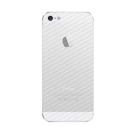 Película Traseira de Fibra de Carbono Transparente para Apple IPhone 5 , 5s , SE - Gorila Shield