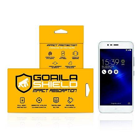 Película Full Coverage Frontal para Asus Zenfone 3 Max ZC520TL - 5.2 - Gorila Shield