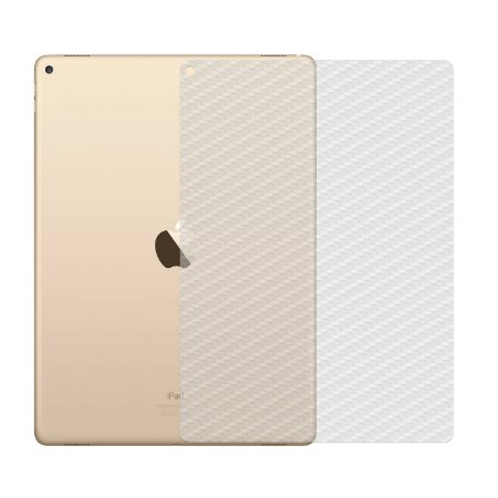 Película de Fibra de Carbono Traseira Transparente para - Apple iPad 2 - 3 - 4 - Gorila Shield