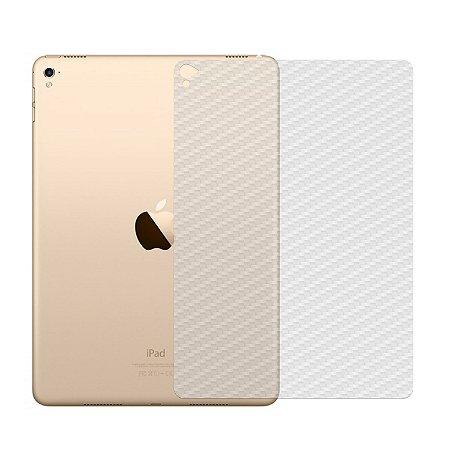 Película Traseira de Fibra de Carbono Transparente para  Apple iPad Pro 9,7 - Gorila Shield