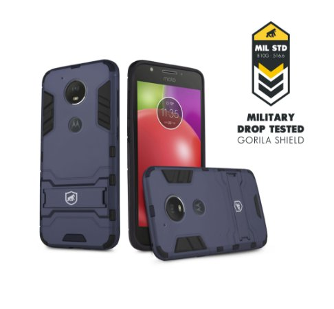 Capa Armor para Moto E4  - Gorila Shield