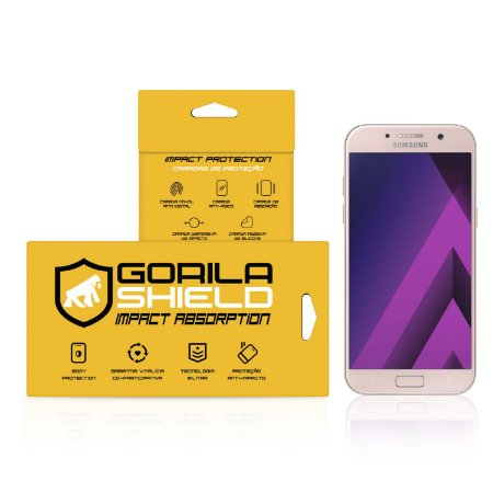 Película Full Coverage Frontal para Galaxy A5 2017 – Double Protection – Gorila Shield