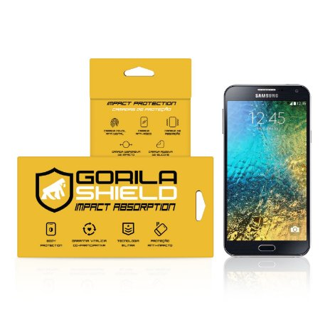 Película de vidro para Galaxy E5 – Double Protection – Gorila Shield