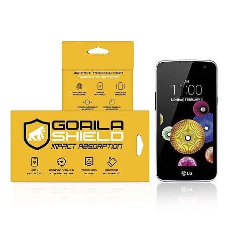 Película de Vidro Dupla para LG K4 - Gorila Shield