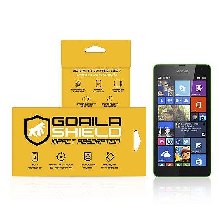 Película de Vidro Dupla para Microsoft 535 - Gorila Shield