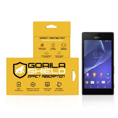 Película de vidro para Sony M2 Aqua – Double Protection – Gorila Shield