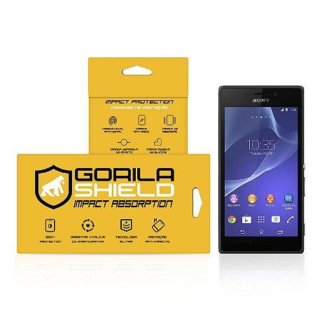 Película de Vidro Dupla para Sony Xperia M2 - Gorila Shield