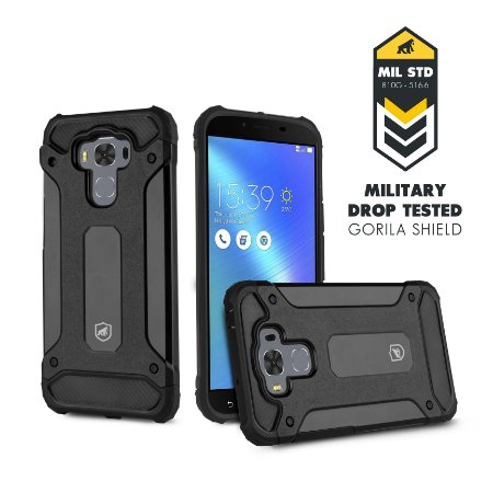Capa D-Proof para Asus Zenfone Max 5.5 - ZC553KL - Gorila Shield
