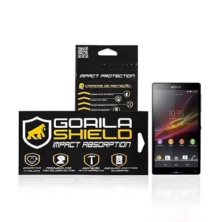 Película de vidro para Sony Xperia ZQ - Gorila Shield