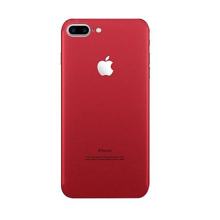 Skin Adesivo Traseiro Red Edition para iPhone 7 Plus - Gorila Shield